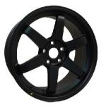 Mi-tech KW-02 8x17 5x114,3/38 d 67,1 Black